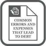 Common Error and Expenses