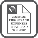 Common Error and Expenses