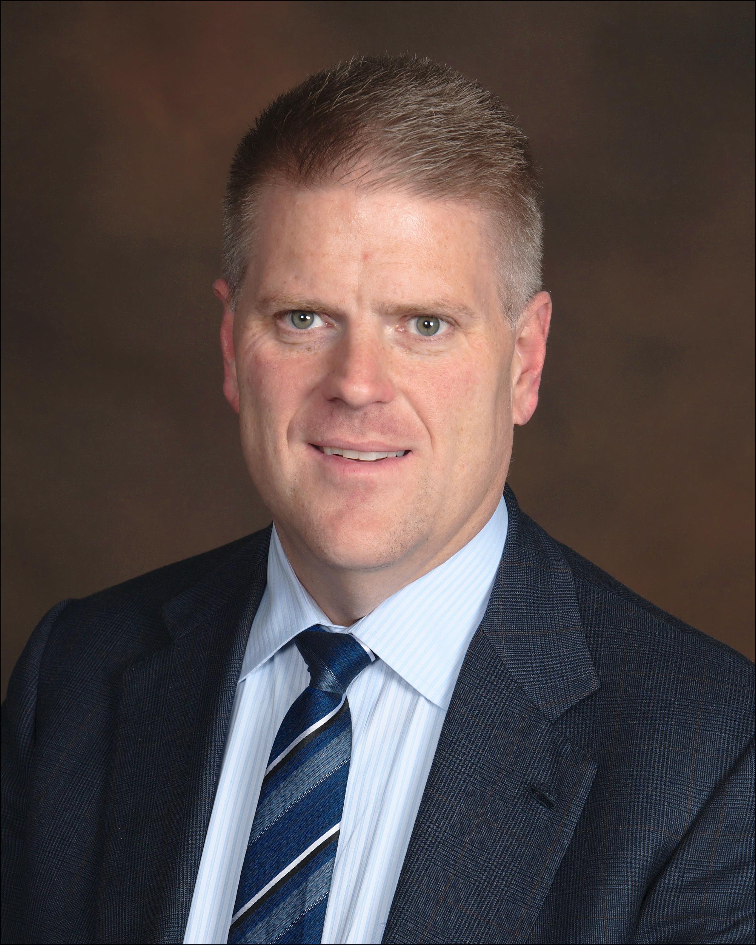 Pastor Martin Hawley