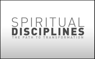 Applying Spiritual Disciplines to Your Life