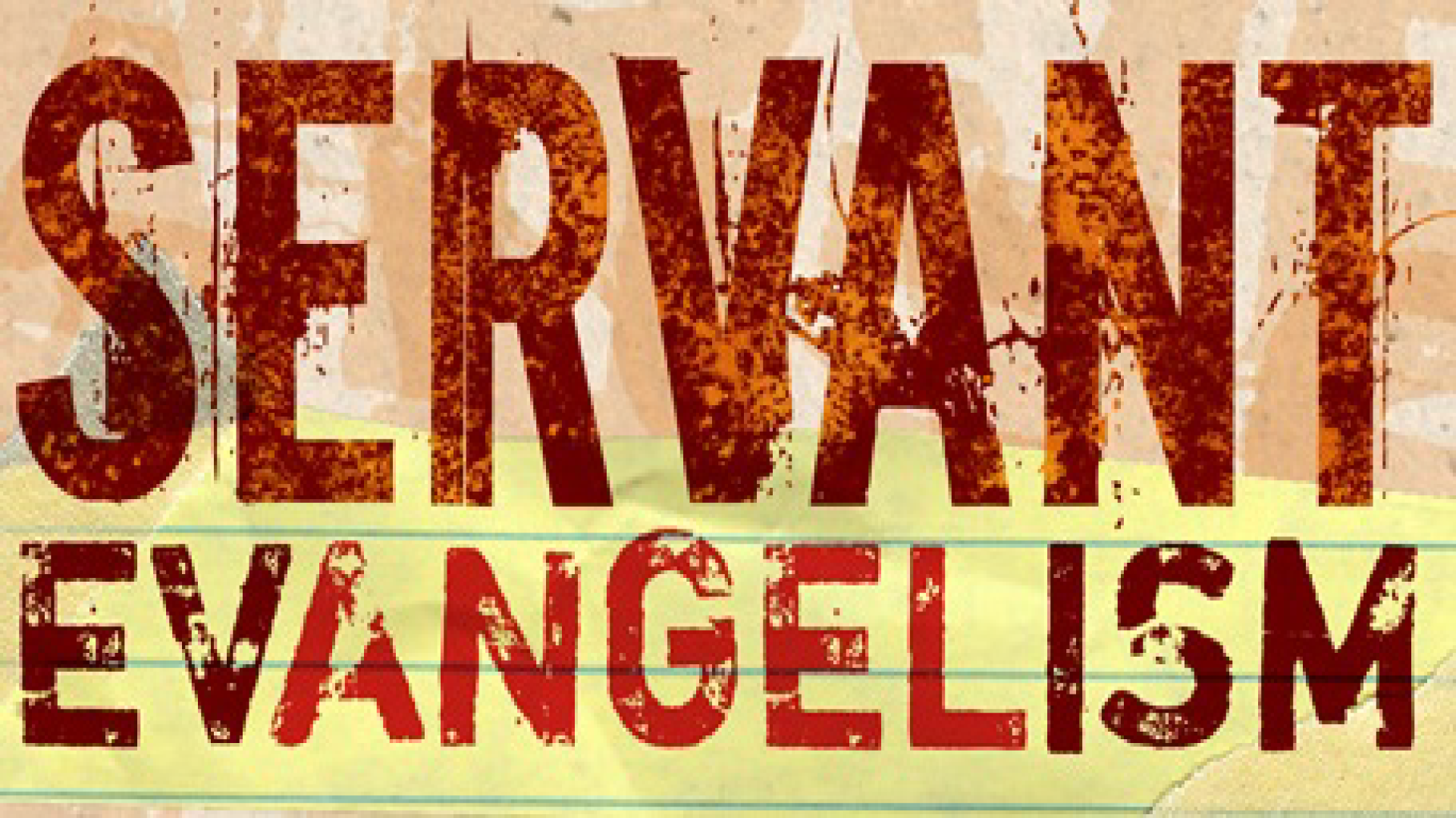 Servant Evangelism: Fall Leaf Raking Saturday, November 9, 10:00 a.m.