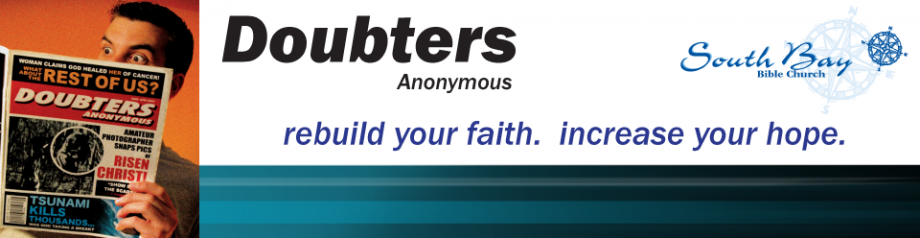 Doubters - Anonymous