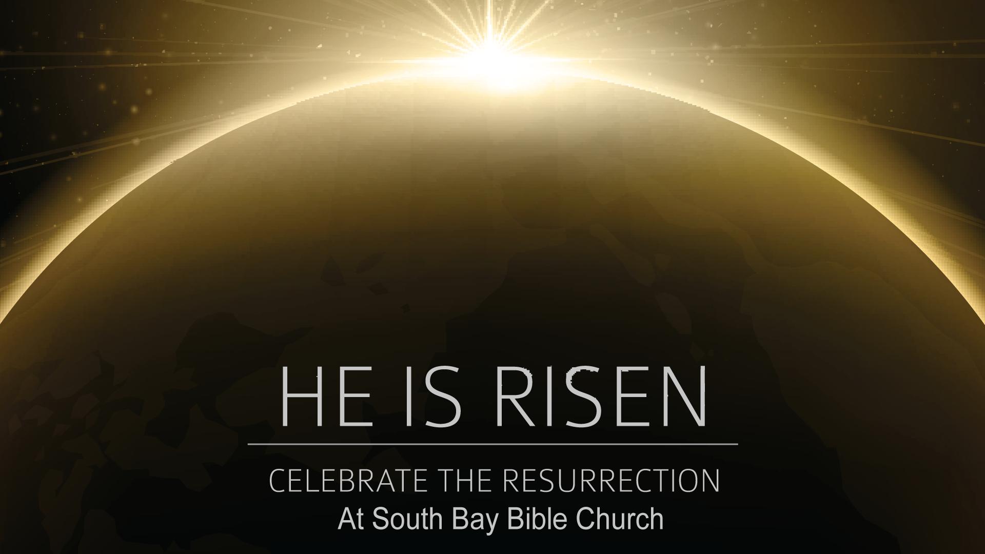 Easter Weekend - April 20 & 21
