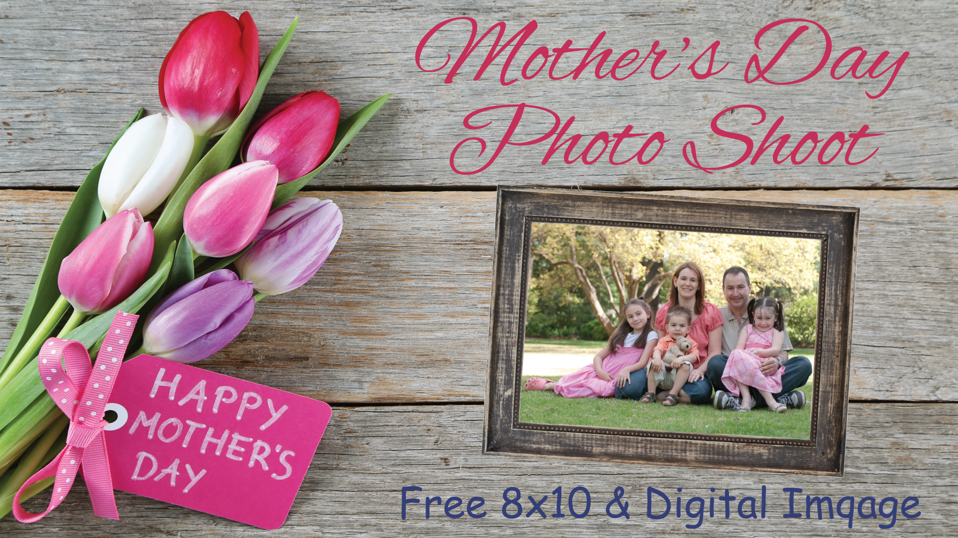 Mother's Day Photo Shoot