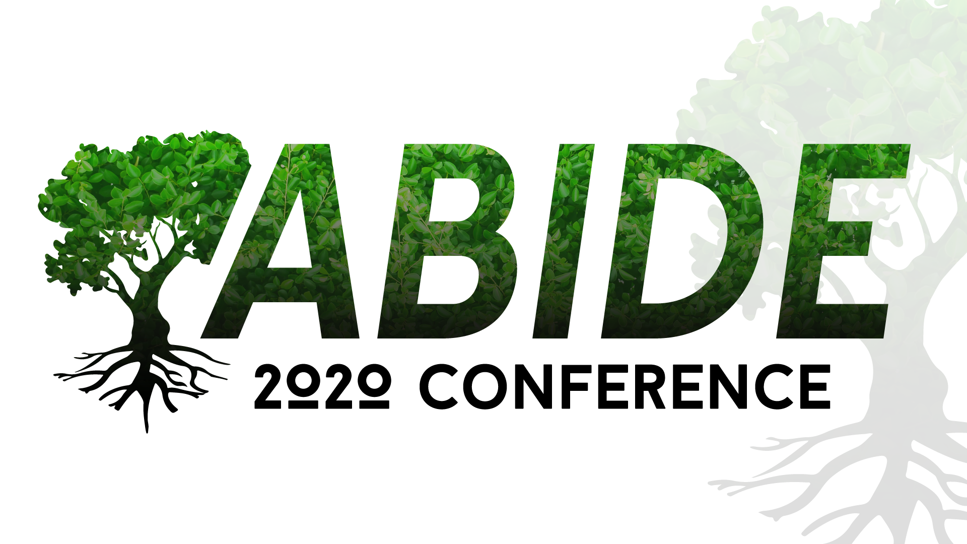 Abide Conference 2020