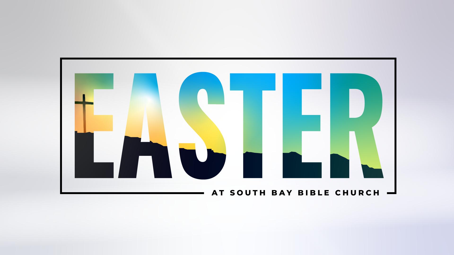 Live Online Easter Services - April 12