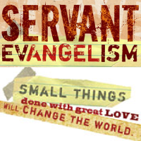 Servant Evangelism: Smoke Detector Battery Change, October 7, 9:45am