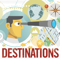 Destinations: The Principle of the Path